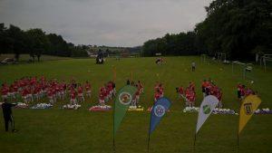 Fußballcamp 2016