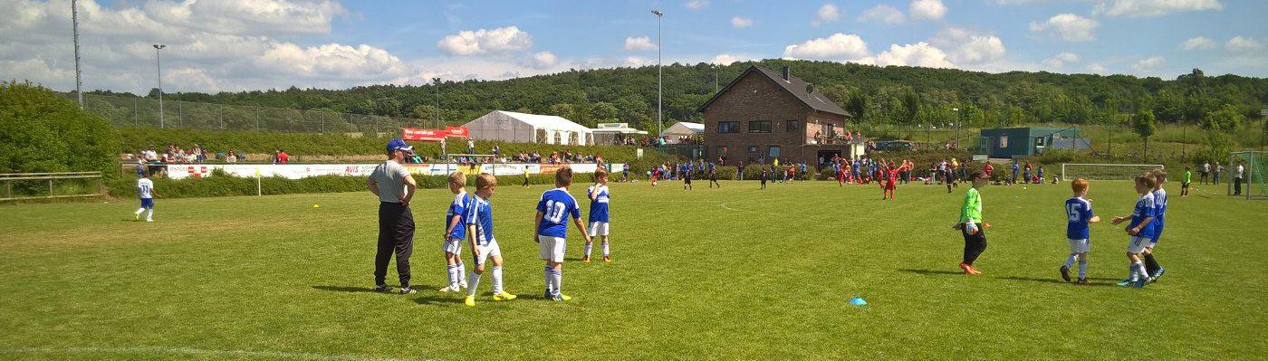 Junioren Turnier in Kommern