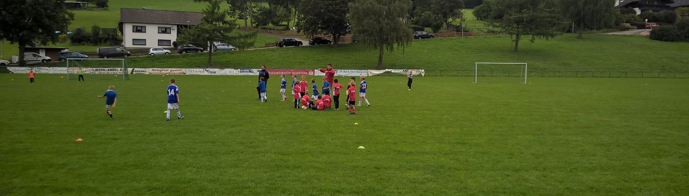 Training in Sötenich