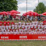 Fußballcamp Teamfoto 2017